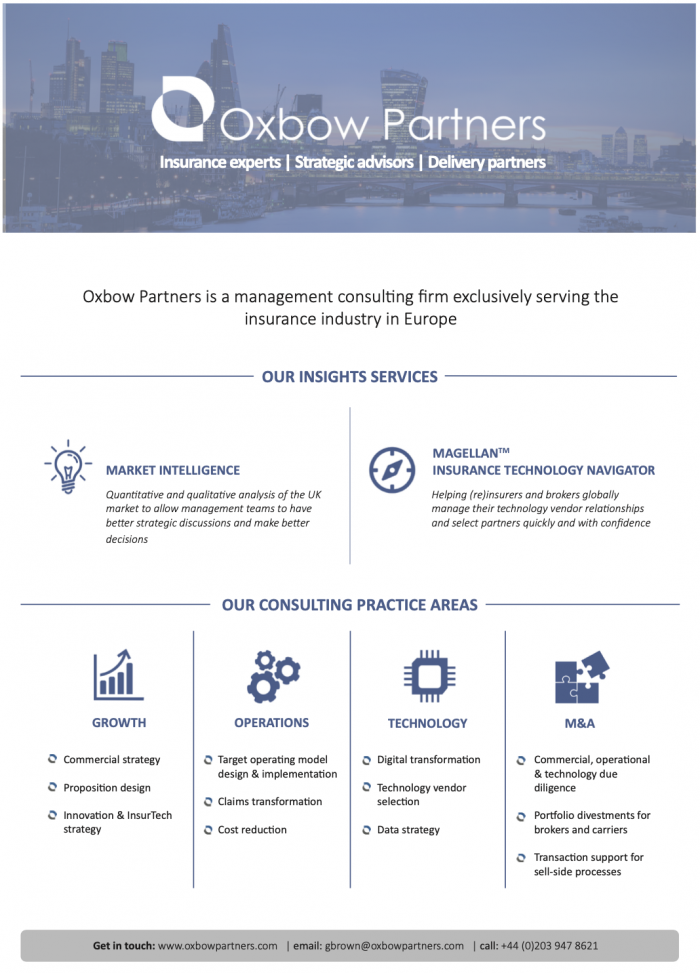 Oxbow Partners summary of services