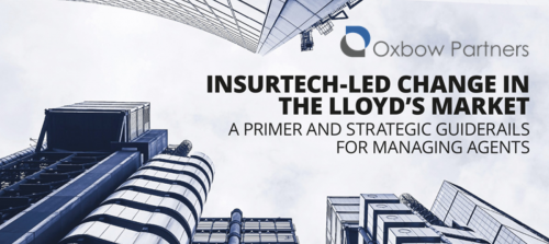 InsurTech-led Change in the Lloyd's Market: A Primer and Strategic Guiderails for Managing Agents
