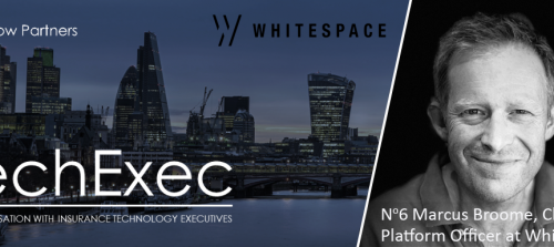 TechExec: Marcus Broome, Chief Platform Officer at Whitespace