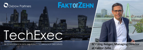 TechExec: Jörg Renger, Managing Director at Faktor Zehn
