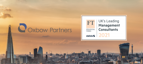 FT survey 2021: Oxbow Partners is one of UK's leading management consultancies