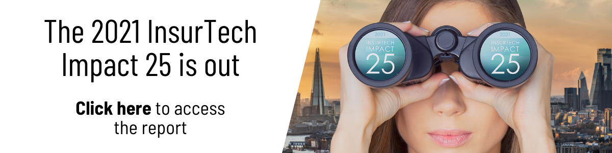 2021 InsurTech Impact 25 Download the report