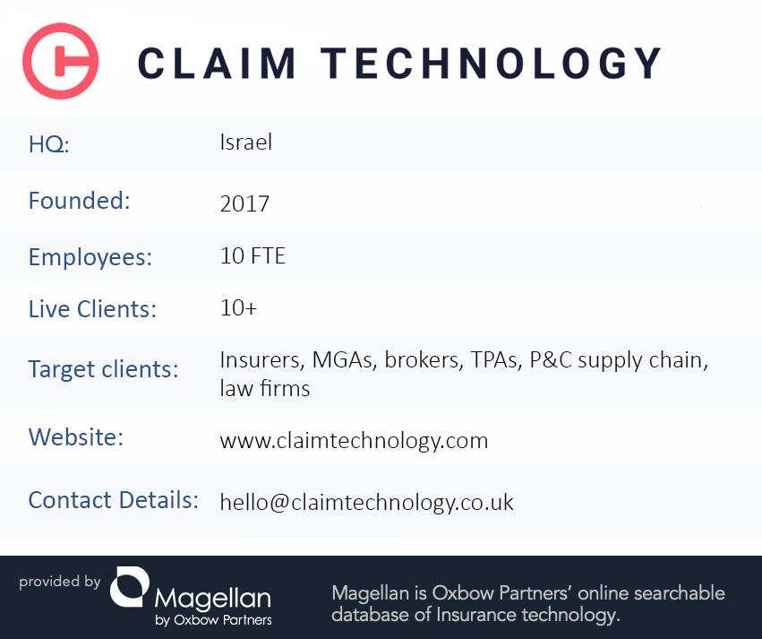 TechExec: Claim Technology